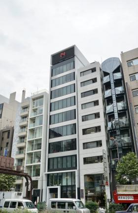 エキスパートオフィス渋谷ビルの外観写真
