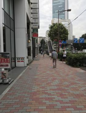 エキスパートオフィス渋谷ビルの内装