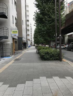 神田EAST(旧:メナードビル)の内装