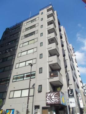 西新宿TKビルの外観写真