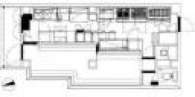 ライズ新橋:基準階図面
