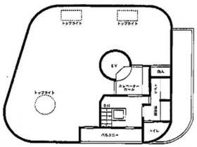 ストーンハウスⅡビル:基準階図面