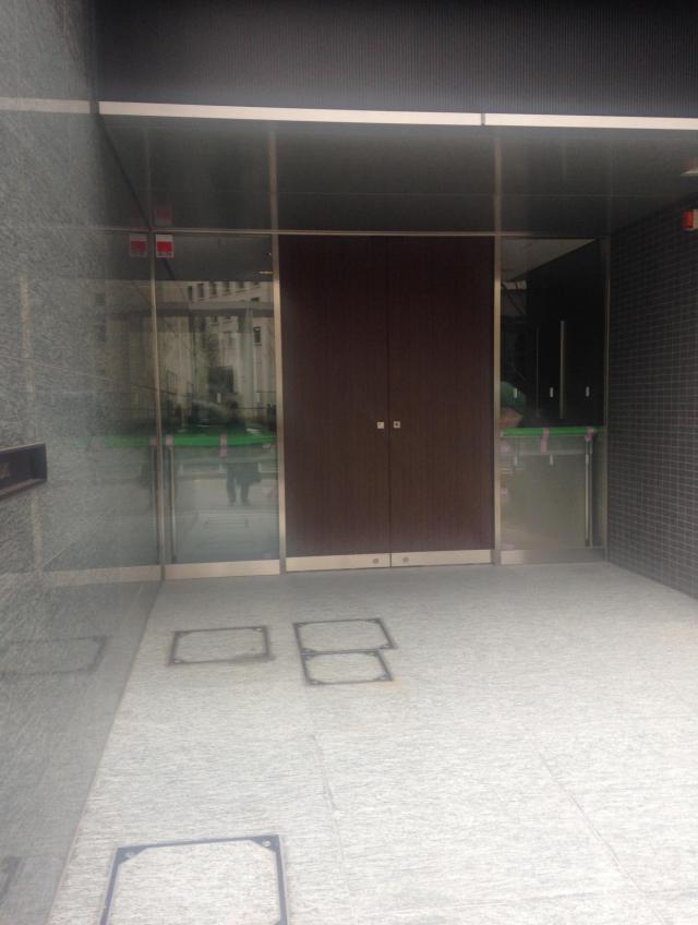 TS麹町BLDG 3F 50.22坪(166.01m<sup>2</sup>)のエントランス
