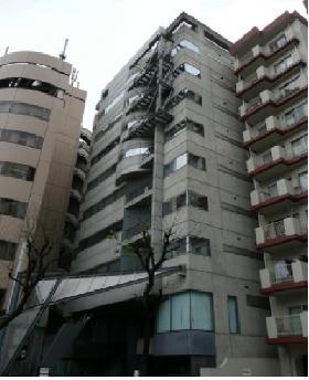 アシジ神泉ビルの外観写真
