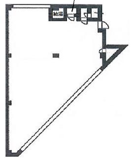 神田GMビル:基準階図面