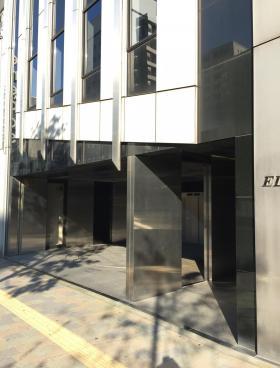 ELTZ6ビルのエントランス