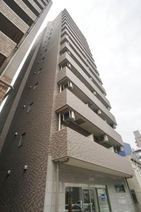ヴェルト笹塚ツインビルⅠの外観写真