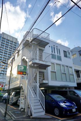 フィル・パーク永田町ビルの外観写真