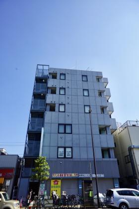 二見ビルの外観写真