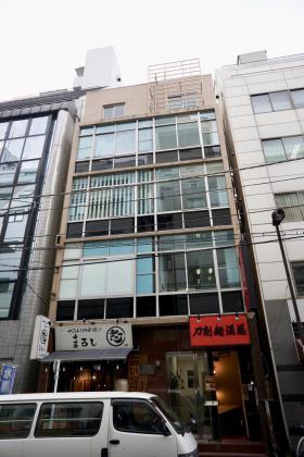 神田泰成ビルの外観写真
