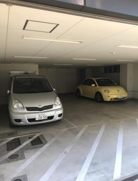 産経横浜ビルの内装