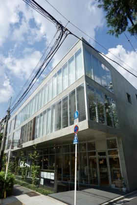 SEIZAN外苑ビルの外観写真