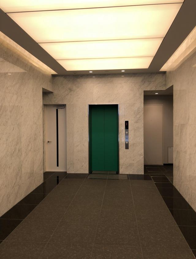 英ビル 3F 47.4坪(156.69m<sup>2</sup>)の内装