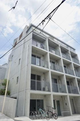 Yoyogi terraceの外観写真