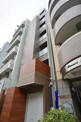 AKハイム笹塚ビルの外観写真
