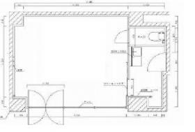 クレールK2:基準階図面