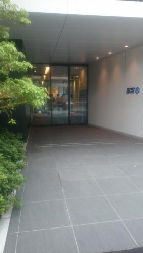 OCS東京スカイゲートのエントランス