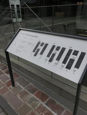 Path表参道ビルの内装