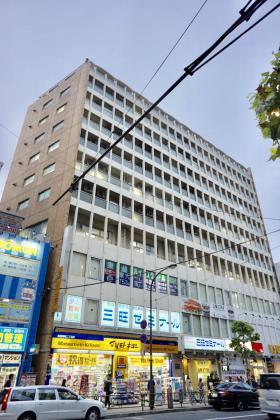 新陽高田馬場ビルの外観写真