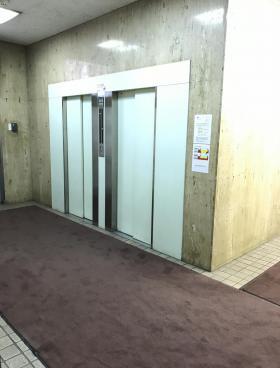 新陽高田馬場ビルの内装