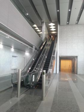 レンタルオフィス品川グランドセントラルタワーの内装