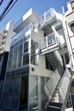 フィル・パーク神田ビルの外観写真