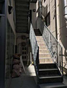 フィル・パーク神田ビルの内装