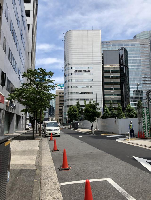 仮)新橋1-9計画 7F 151.55坪(500.99m<sup>2</sup>)その他写真