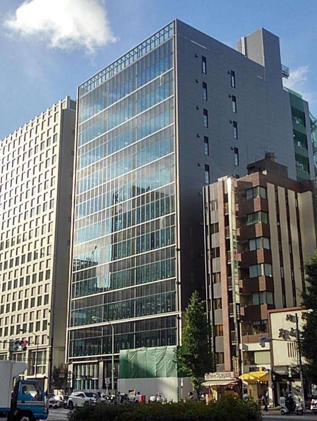 仮)新橋1-9計画 7F 151.55坪(500.99m<sup>2</sup>)