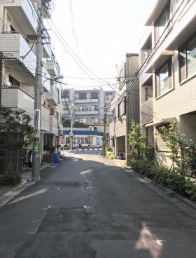 ティーズグリーン渋谷神山の内装