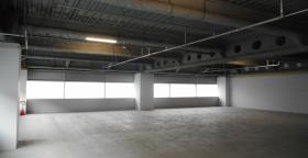 テレコムセンタービルの内装