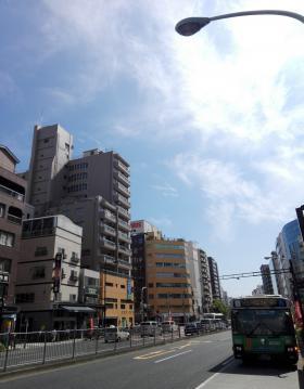 立花第2国際ビル(ホテルサンルート浅草)の内装