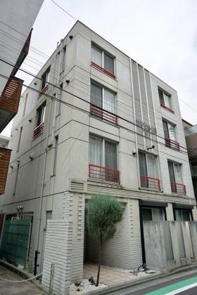 モデュロール赤坂ビルの外観写真