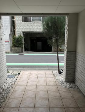 モデュロール赤坂ビルの内装