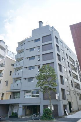 早稲田ハイムビルの外観写真