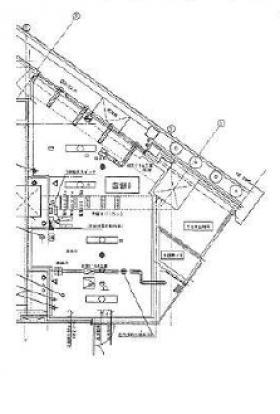 プラウド市谷柳町:基準階図面