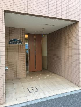 フォレシティ内神田のエントランス