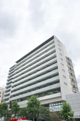 コンフォリア東新宿ステーションフロントの外観写真