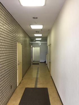 麹町秋山ビルディングの内装
