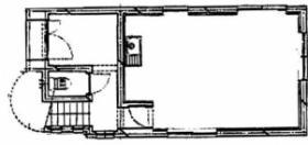 ネウビルヂング:基準階図面