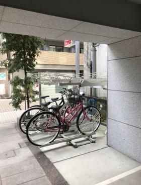 恩京アムールビルの内装