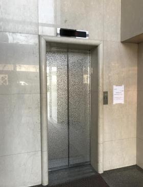 北品川369(アンドウ)ビルの内装