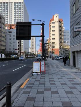 桜田通りKビルの内装