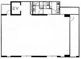 テディズコート一番町:基準階図面