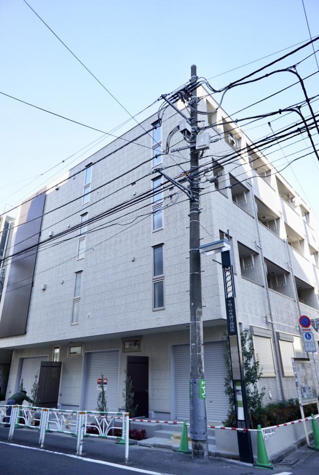 仮称)千駄ヶ谷4丁目ビル 1F 24.56坪(81.18m<sup>2</sup>)