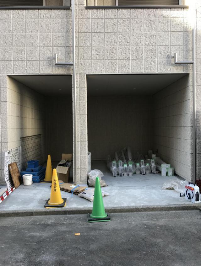 仮称)千駄ヶ谷4丁目ビル 1F 13.44坪(44.42m<sup>2</sup>)の内装