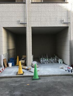 仮称)千駄ヶ谷4丁目ビルの内装