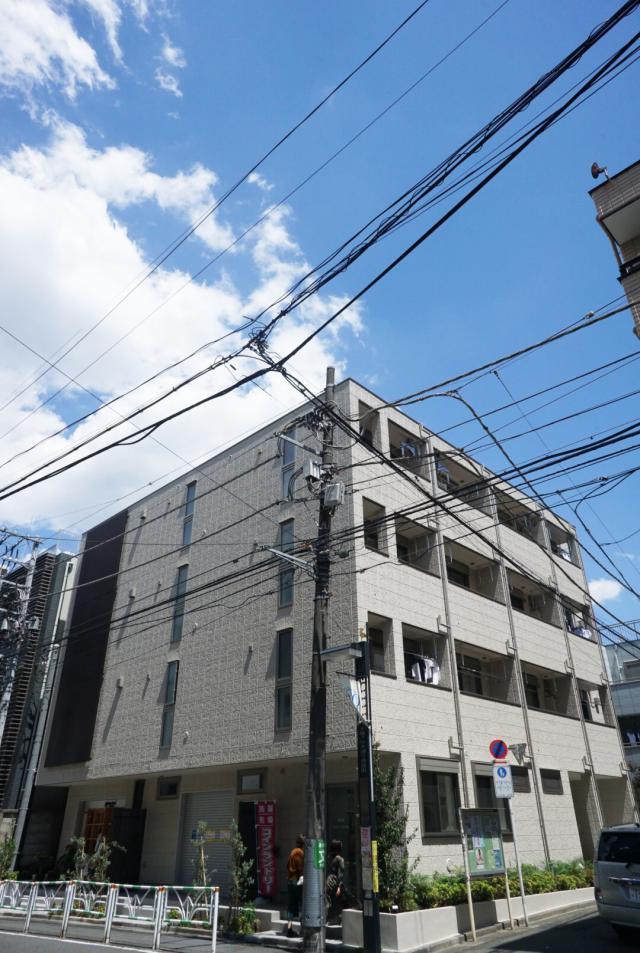 仮称)千駄ヶ谷4丁目ビル 1F 13.44坪(44.42m<sup>2</sup>)