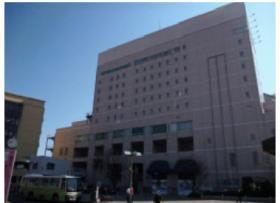 京成津田沼駅前ビルの外観写真