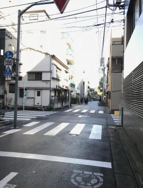 松村ビルの内装
